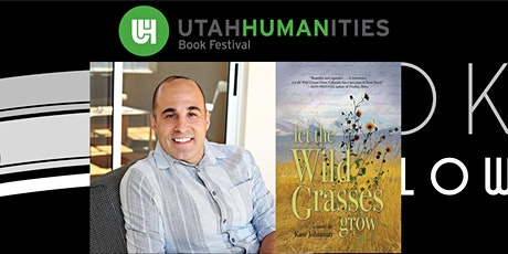 """UHBF Live Author Event - Kase D. Johnstun (""""Let the Wild Grasses Grow"""") tickets"""