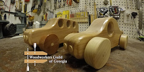 Making Wood Toys for Charity and Gifts tickets