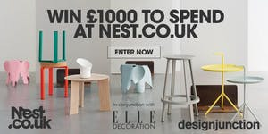 Win a £1000 Shopping Spree at Nest.co.uk with ELLE...