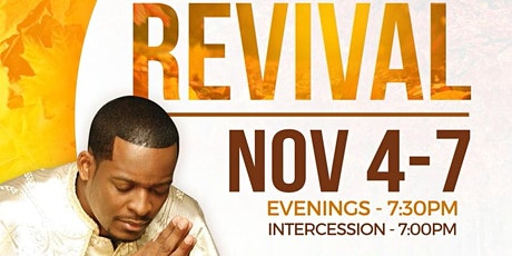 November Called Revival tickets
