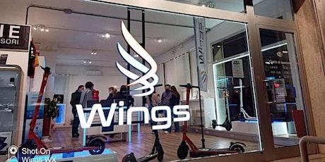 Special Day Wings Mobile Italia biglietti