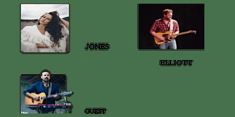 Jones, Elliott, Guest/  Fall into Music tickets