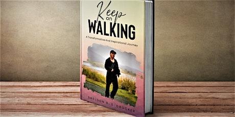 KEEP on WALKING - A Transform & Inspire Event at the SJFM  Book Fair Market tickets