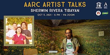 AARC Artist Talk: Sherwin Rivera Tibayan tickets
