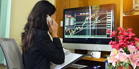 Female  Forex and CryptoCurrency Free Seminar tickets