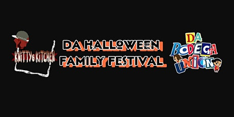 Da Halloween Family Festival tickets