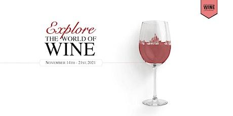 Victoria International Wine Festival 2021 tickets
