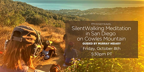 MindTravel Silent Walking Meditation in San Diego on Cowles Mountain tickets
