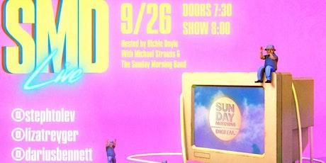 SMD LIVE LA tickets