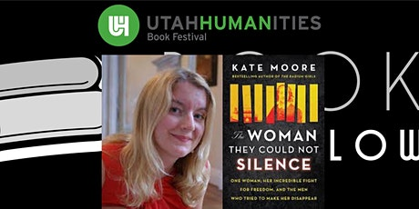 """Virtual UHBF Author Event - Kate Moore (""""The Woman They Could Not Silence"""") tickets"""
