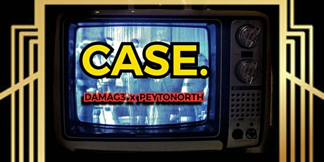 CASE (Music Video) 1920's GATSBY HALLOWEEN PARTY (DAMAG3 x PEYTONORTH) tickets