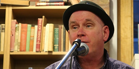 Fire & Dust - National Poetry Day with Neil Richards tickets