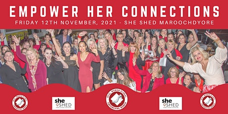 EMPOWER HER CONNECTIONS - XMAS Business, Babes & Bubbles tickets