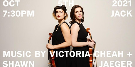 Premieres by Victoria Cheah + Shawn Jaeger tickets
