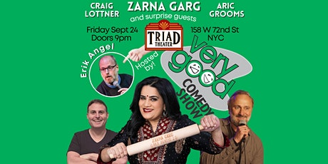 Very Good Comedy Show Live Taping! tickets