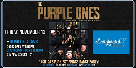 The Purple Ones  - California's Premier Prince Tribute Band tickets