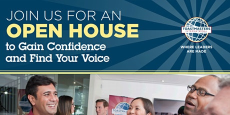 San Mateo Storytellers OPEN HOUSE! tickets