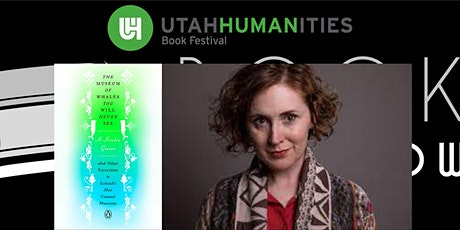 """Virtual UHBF Author Event - Kendra Greene (""""The Museum of Whales..."""") tickets"""