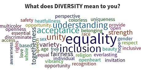 November Embracing Diversity & Inclusion Community Conversations tickets