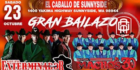 Grupo Exterminador X Banda Machos X Banda Maguey X Zorpesa Tierra Caliente tickets