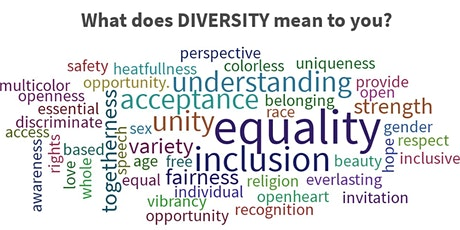 December Embracing Diversity & Inclusion Community Conversations tickets