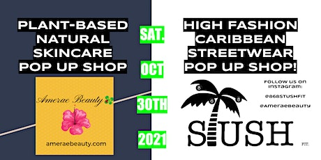 868STUSH.Fit's Fall collection: Pop-Up Shop tickets