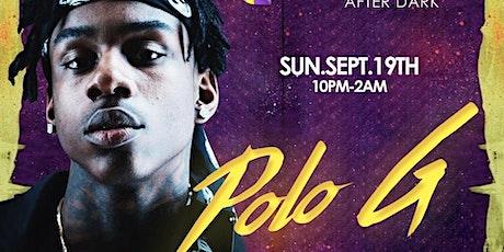 POLO G LIVE at Venu On Sundays AFTER DARK tickets