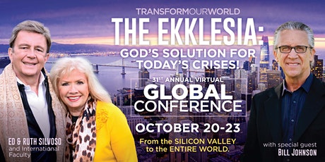 31st ANNUAL TRANSFORM OUR WORLD™ VIRTUAL GLOBAL CONFERENCE tickets