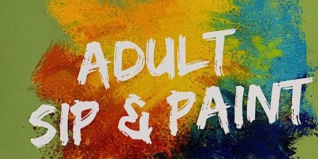 Kinkky Kollektion Adult Sip & Paint tickets