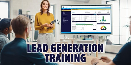 Do You want to Consistently Generate New Leads? FREE WEBINAR tickets