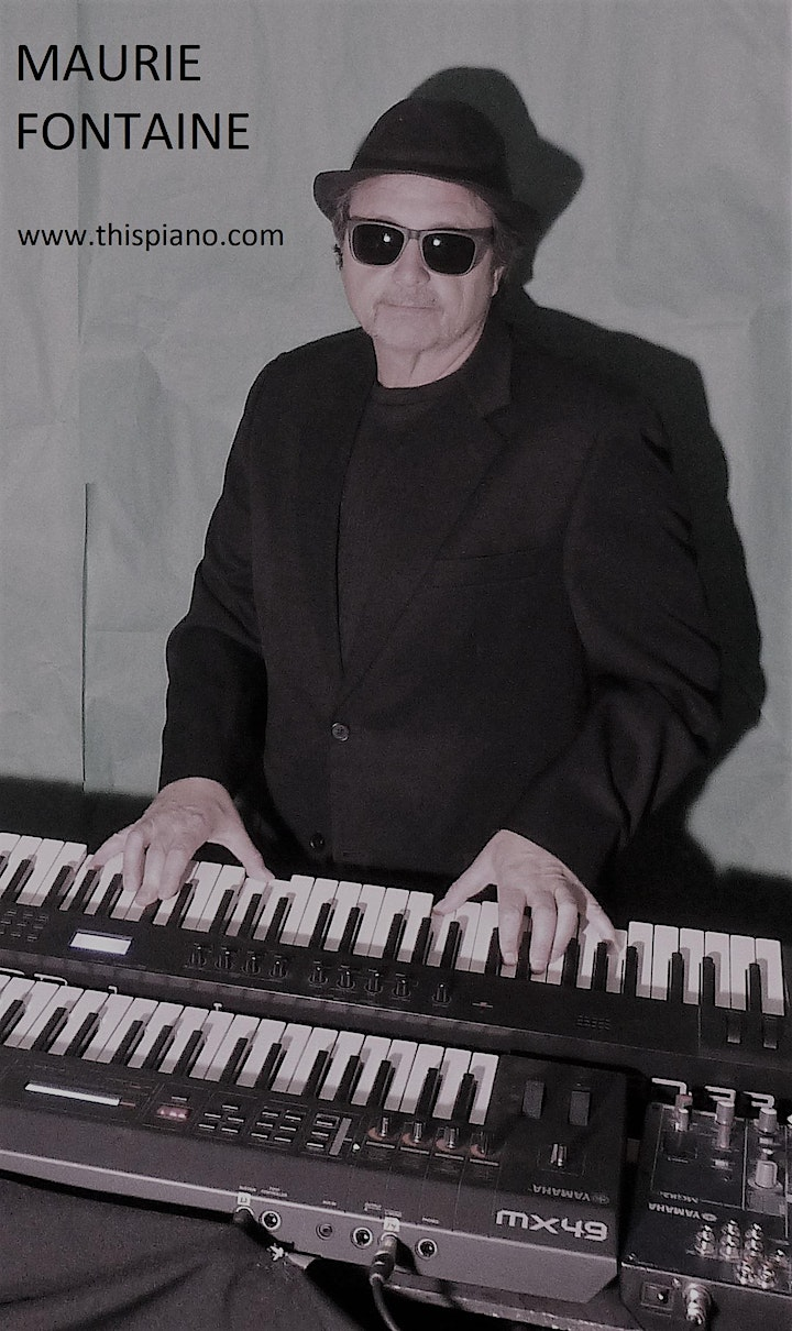 Live Music featuring Maurie Fontaine image