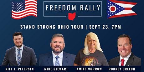Freedom Rally - Stand Strong Ohio Tour tickets