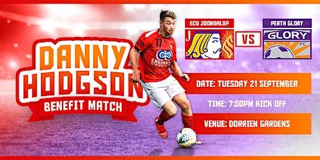 ECU Joondalup vs Perth Glory - Danny Hodgson Benefit Match tickets