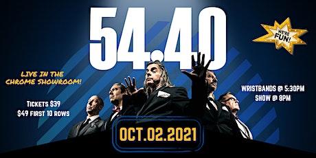 54.40 tickets