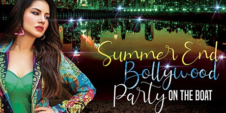 SUMMER END BOLLYWOOD BOAT PARTY tickets