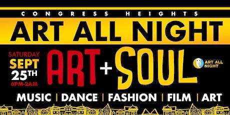 Art All Night 2021 tickets