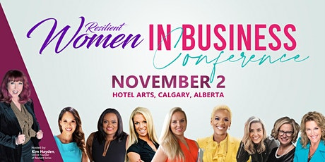 Resilient Women in Business tickets