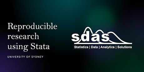 Reproducible Research in Stata - The University of Sydney tickets