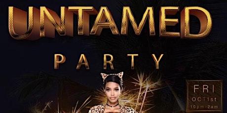 UNTAMED PARTY (OTTAWA) tickets