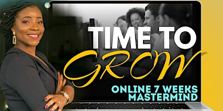 The Invaluable Laws of Growth- Mastermind Groups tickets