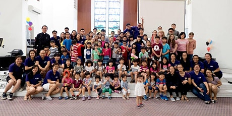 CHS Agape Kids primary 1 to 6 on-site class tickets