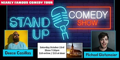 Karate Church Comedy Night tickets