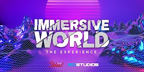 Immersive World tickets