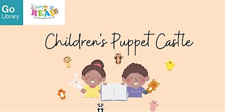 Children's Puppet Castle tickets
