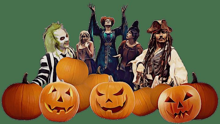 Carolina Pumpkin Spelltacular image