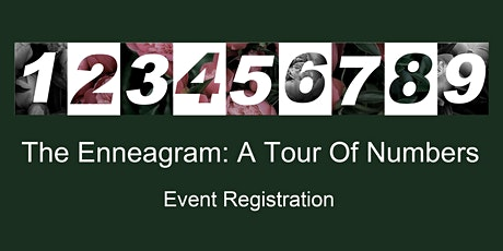The Enneagram: A Tour Of Numbers tickets