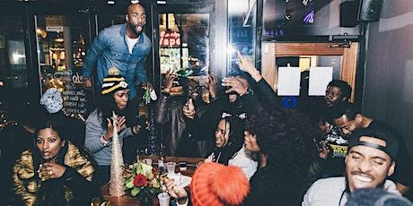 The Thank You Chicago Friendsgiving  Bar Crawl tickets