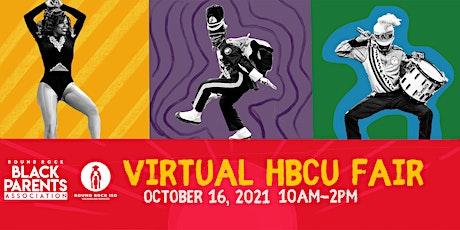 Virtual HBCU Fair tickets