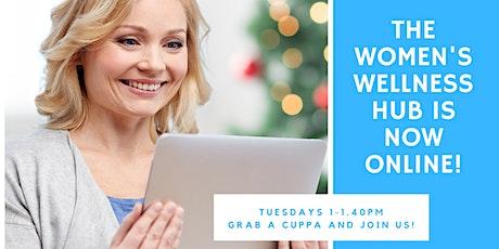 Women's Wellness Hub Online tickets