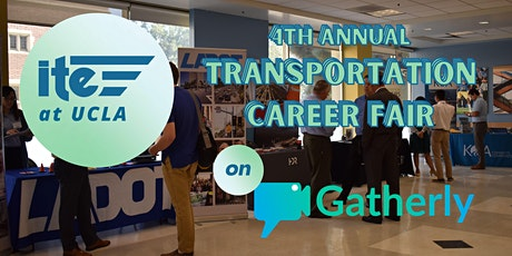 ITE at UCLA 4th Annual Transportation Career Fair tickets